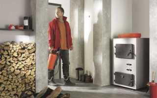 Какая должна быть площадь отдельностоящей газовой котельной?