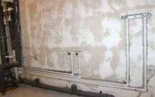 Разводка труб водоснабжения в квартире: схемы обустройства системы