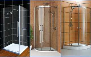Как правильно подключить душ-кабину к канализации?