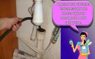 Как избавиться от канализационного запах из фановой трубы в квартире?