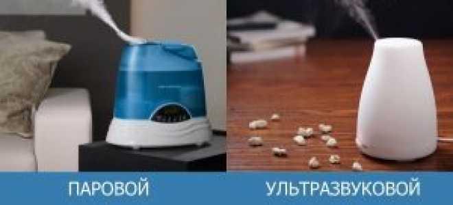 Какой увлажнитель воздуха лучше – паровой или ультразвуковой? Сравнительный обзор