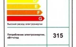 Потребляемая мощность холодильника: сколько электроэнергии потребляет + как сэкономить