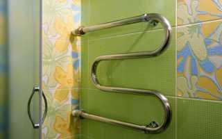 Проблема с расположением водяного полотенцесушителя в ванной комнате