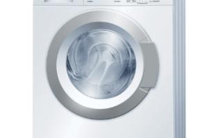 Стиральные машины Bosch: рейтинг лучших моделей, отзывы о бренде, советы по выбору