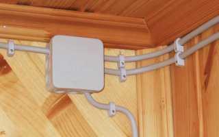 Каким кабелем делать проводку в деревянном доме: обзор негорючих видов