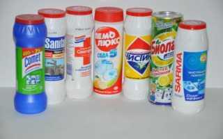 Лучшее чистящее средство для ванны: ТОП-10 самых эффективных составов для чистки