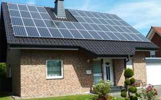 Сколько нужно солнечных батарей для отопления и обеспечения светом небольшого павильона?
