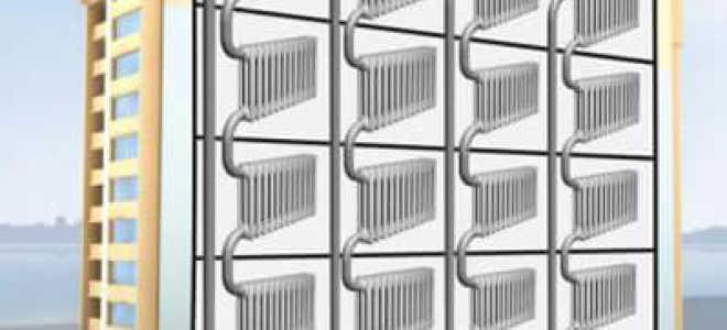 Вопросы по проекту отопления 12-ти этажного дома